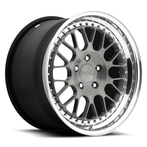 Rotiform LVS Custom Forged Wheel | Offered by CedarPerformance
