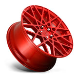 Rotiform BLQ - Gloss Red | Offered by CedarPerformance