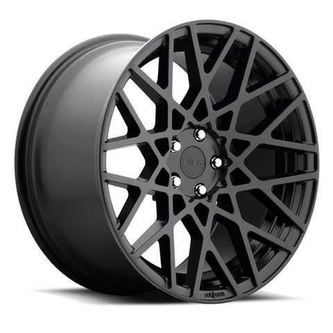 Rotiform BLQ - Matte Black | Offered by CedarPerformance