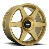 Rotiform SIX - Matte Gold | Offered by CedarPerformance