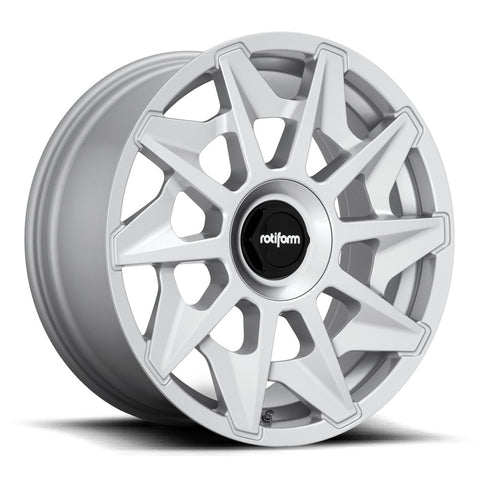Rotiform CVT - Gloss Silver | Offered by CedarPerformance