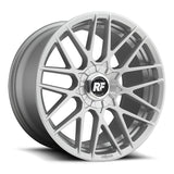 Rotiform RSE - Gloss Silver | Offered by CedarPerformance