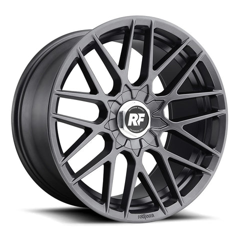 Rotiform RSE - Matte Anthracite | Offered by CedarPerformance