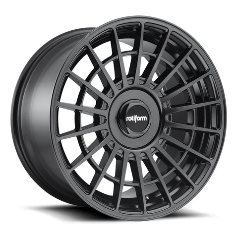 Rotiform LAS-R - Matte Black | Offered by CedarPerformance