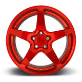Rotiform WGR - Gloss Red | Offered by CedarPerformance