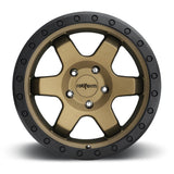 Rotiform SIX-OR - Bronze | Offered by CedarPerformance