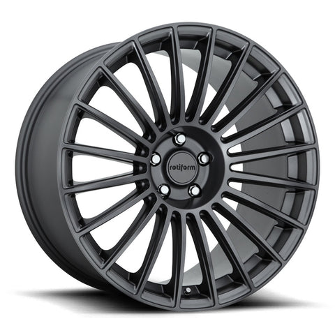 Rotiform BUC - Matte Anthracite | Offered by CedarPerformance