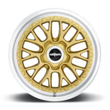 Rotiform LSR - Gold | Offered by CedarPerformance