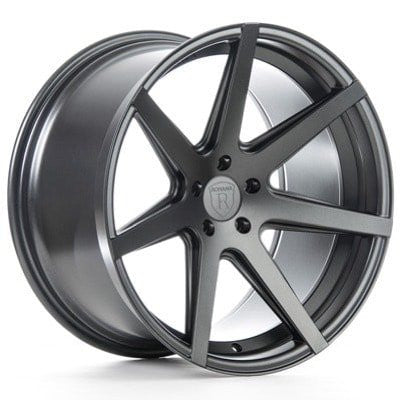 ROHANA RC7 - Matte Graphite | Offered by CedarPerformance
