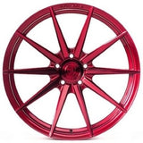 ROHANA RF1 - Gloss Red | Offered by CedarPerformance