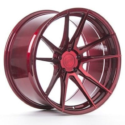 ROHANA RF2 - Gloss Red | Offered by CedarPerformance