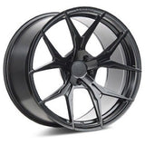 ROHANA RFX5 - Matte Black | Offered by CedarPerformance