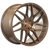ROHANA RFX7 - Brushed Bronze | Offered by CedarPerformance