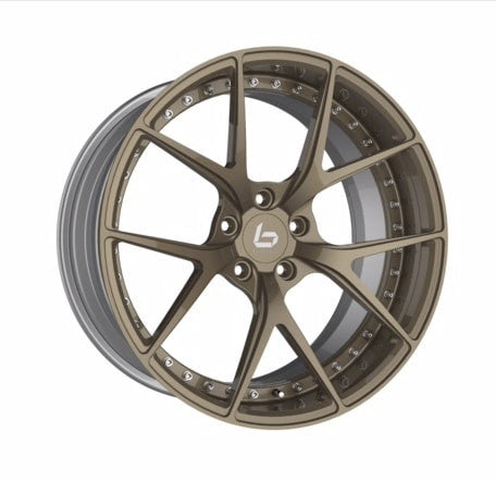 Brada Forged SBR-10 2-Piece Wheel | Offer by CedarPerformance