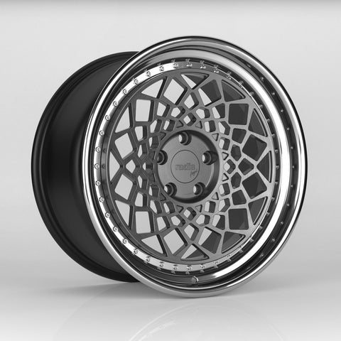radi8 r8b12 Forged 3-Piece Wheel | Offer by CedarPerformance