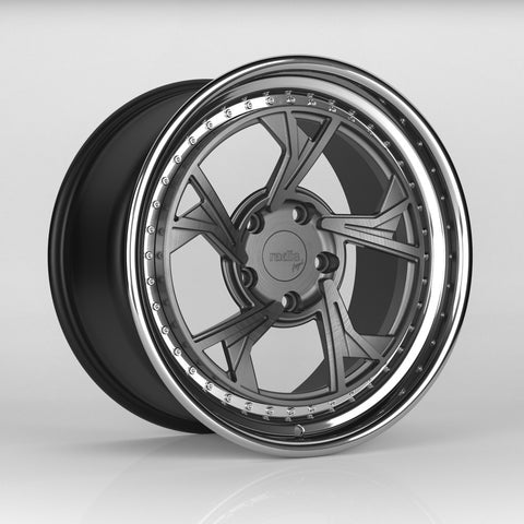 radi8 r8c5 Forged 3-Piece Wheel | Offer by CedarPerformance