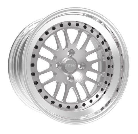 CCW Classic 4 3-Piece Wheel | Offered by CedarPerformance