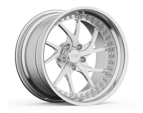 CCW Classic CL565 3-Piece Wheel | Offered by CedarPerformance