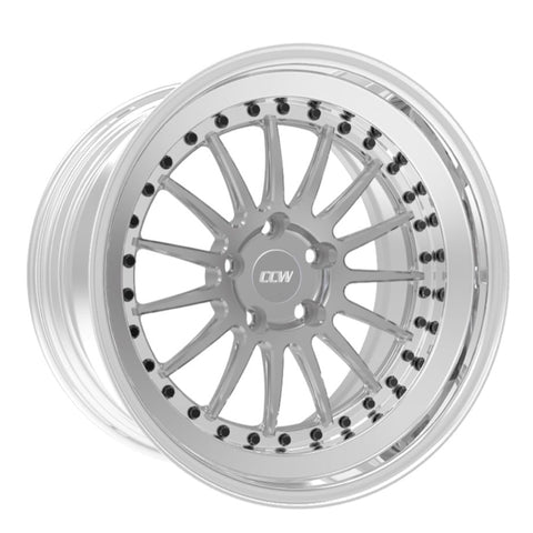 CCW D15 3-Piece Wheel | Offered by CedarPerformance