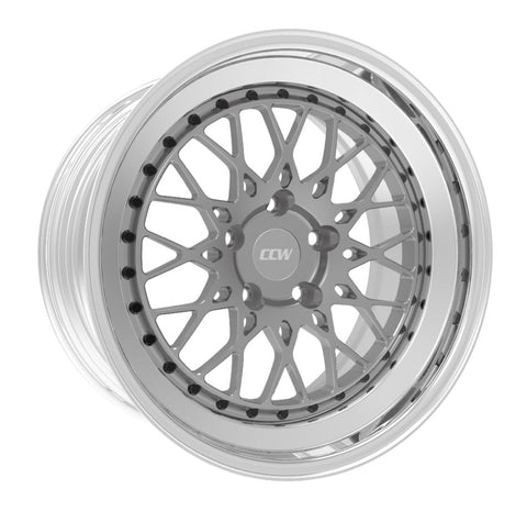 CCW D240 3-Piece Wheel | Offered by CedarPerformance