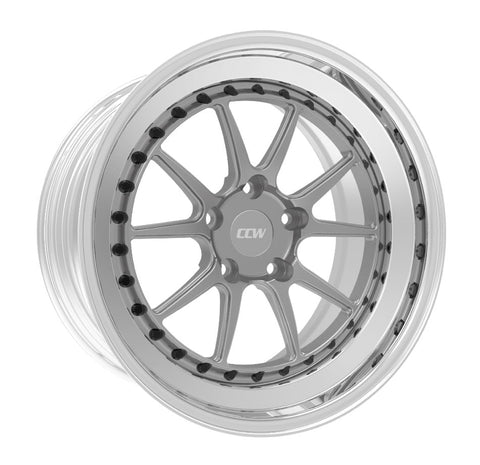 CCW D540 3-Piece Wheel | Offered by CedarPerformance