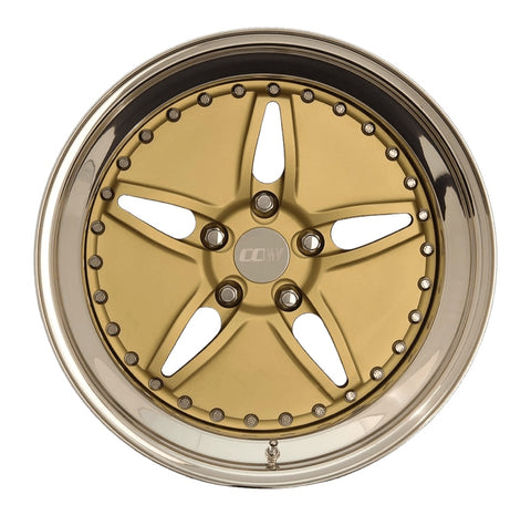 CCW D5H 3-Piece Wheel | Offered by CedarPerformance