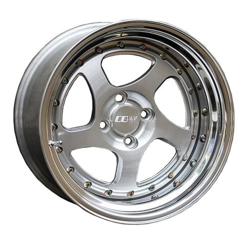 CCW LM5T 3-Piece Wheel | Offered by CedarPerformance