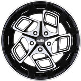radi8 r8cm9 Black / Machined Face | Offered by CedarPerformance