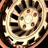 radi8 r8t12 Forged 3-Piece Wheel | Offer by CedarPerformance