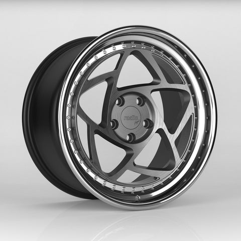 radi8 r8s5 Forged 3-Piece Wheel | Offer by CedarPerformance