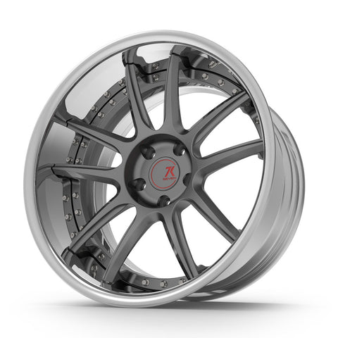 SevenK Designer Series - Kona - Custom Forged Wheels