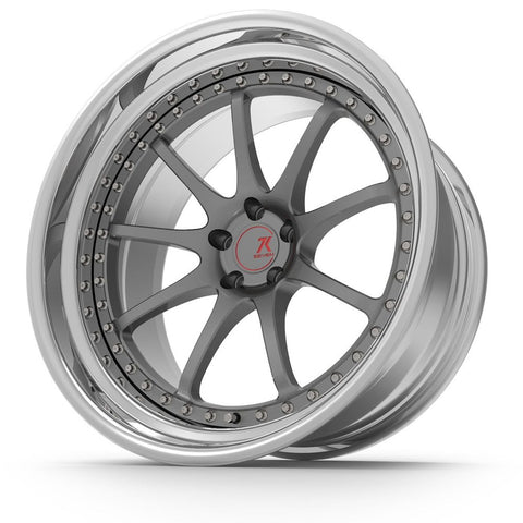 SevenK OG Series - GT7 - Custom Forged Wheels