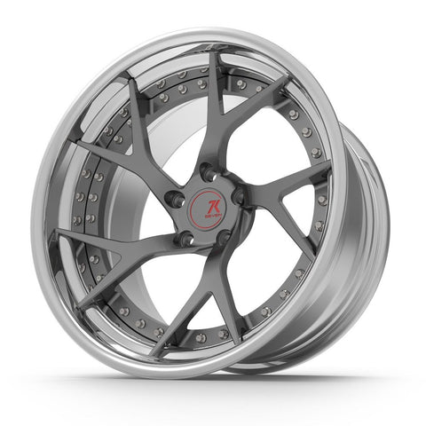 SevenK Designer Series - Hydra - Custom Forged Wheels