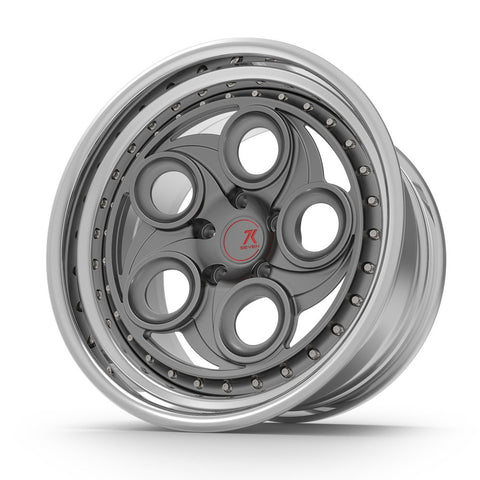 SevenK Designer Series - Klaus - Custom Forged Wheels