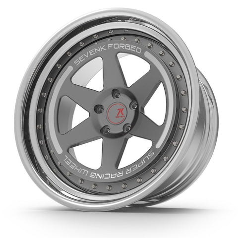 SevenK Super Series Super Six - Custom Forged Wheel