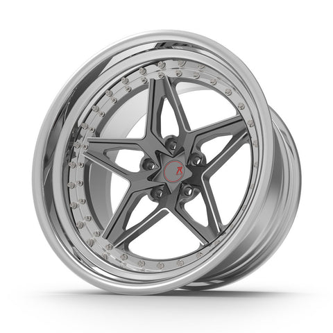 SevenK Designer Series - ZionR Zion-R Zion - Custom Forged Wheels
