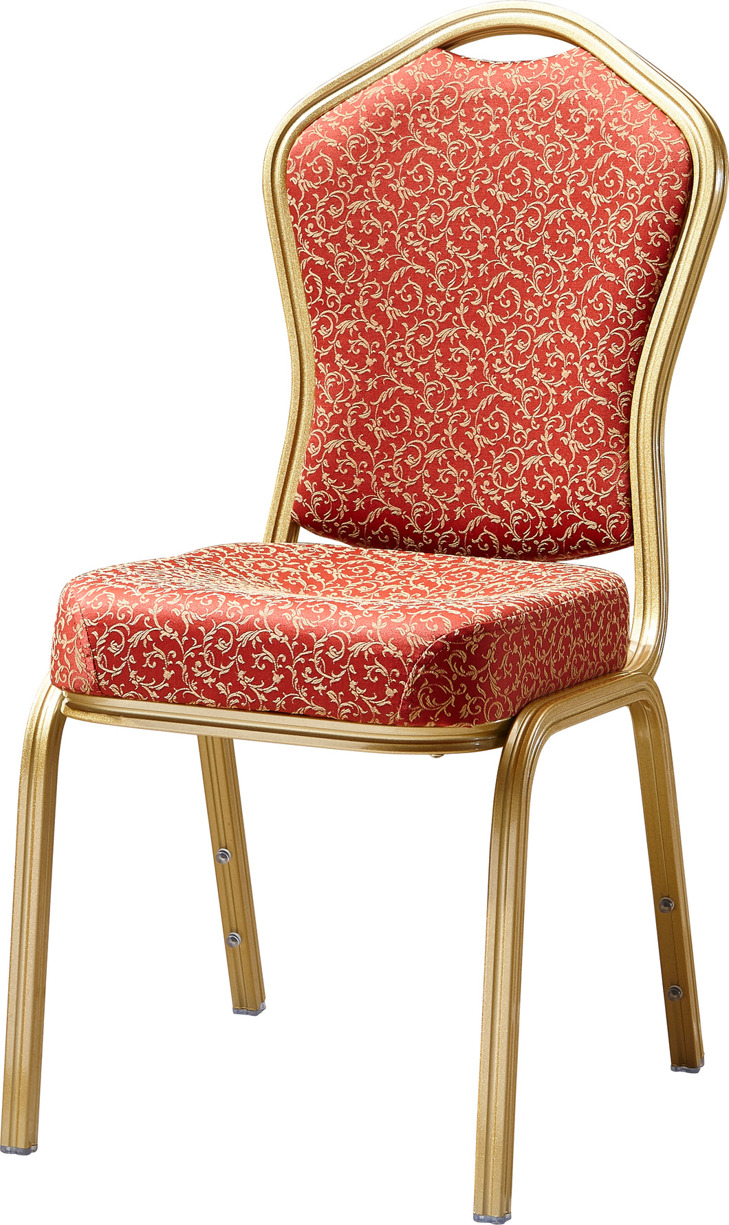 Winport Crown Back Banquet/Dinning Chair SA-1037-Red