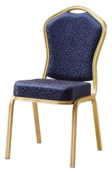 Winport Crown Back Banquet/Dinning Chair SA-1037-Blue