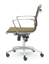 Winport Mid-Back Executive Fabric Swivel Office, Home Desk & Conference Chair DY-9712KN