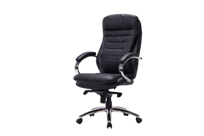 Winport High-Back Leather Executive Chair NF-3010-5B