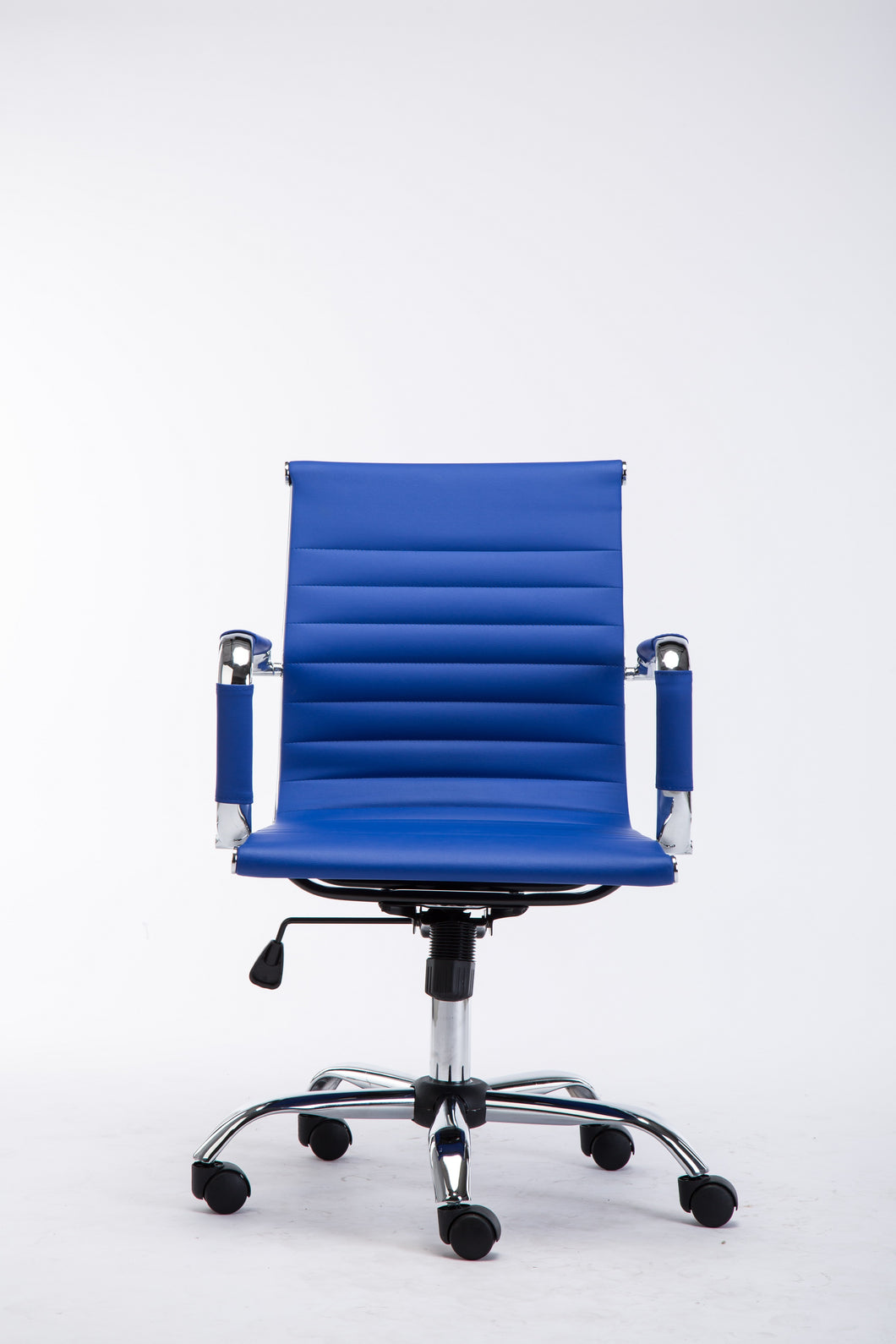 Winport Mid Back Leather Swivel Conference Office Chair Tb