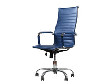 Winport High-Back Leather Executive Office & Home Desk Chair 5050L