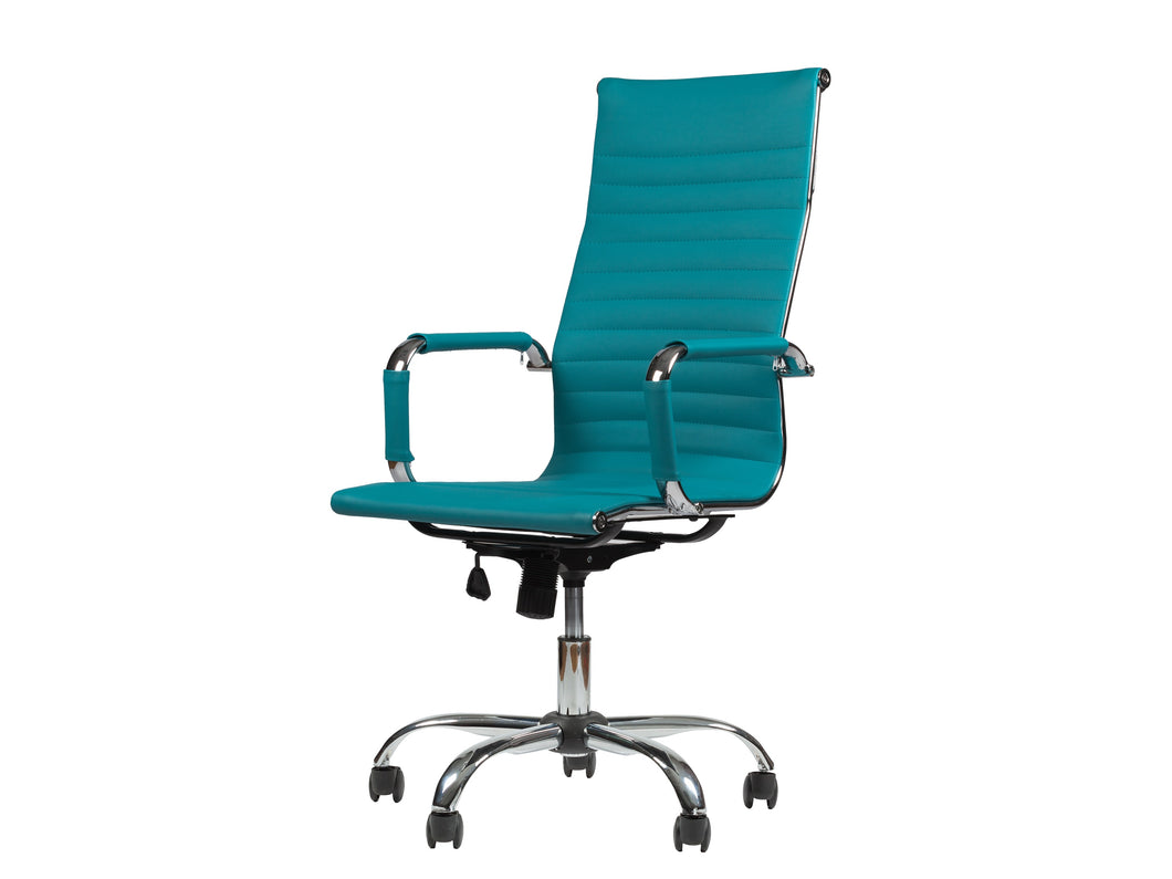Picture of: Winport High Back Leather Executive Office Home Desk Chair Tb 5050l