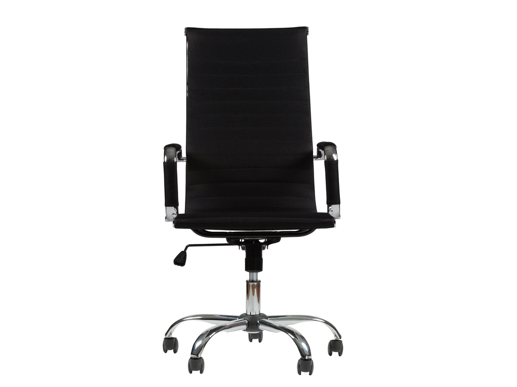 Winport High-Back Fabric Executive Office & Home Desk Chair TB-5050F