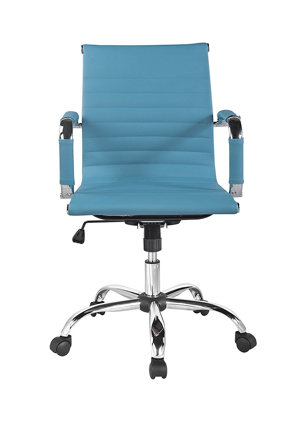 Incredible Winport Mid Back Leather Executive Office Desk Chair 5051L Dailytribune Chair Design For Home Dailytribuneorg