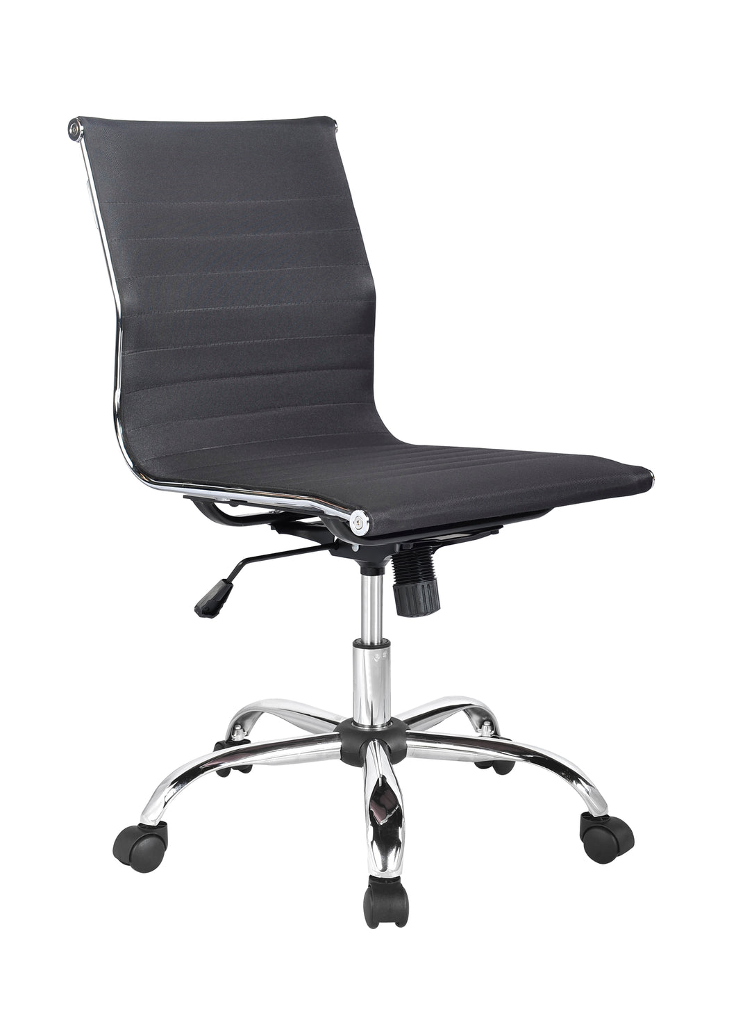 Winport Mid-Back Fabric Armless  Office Desk Chair  TB-5052F
