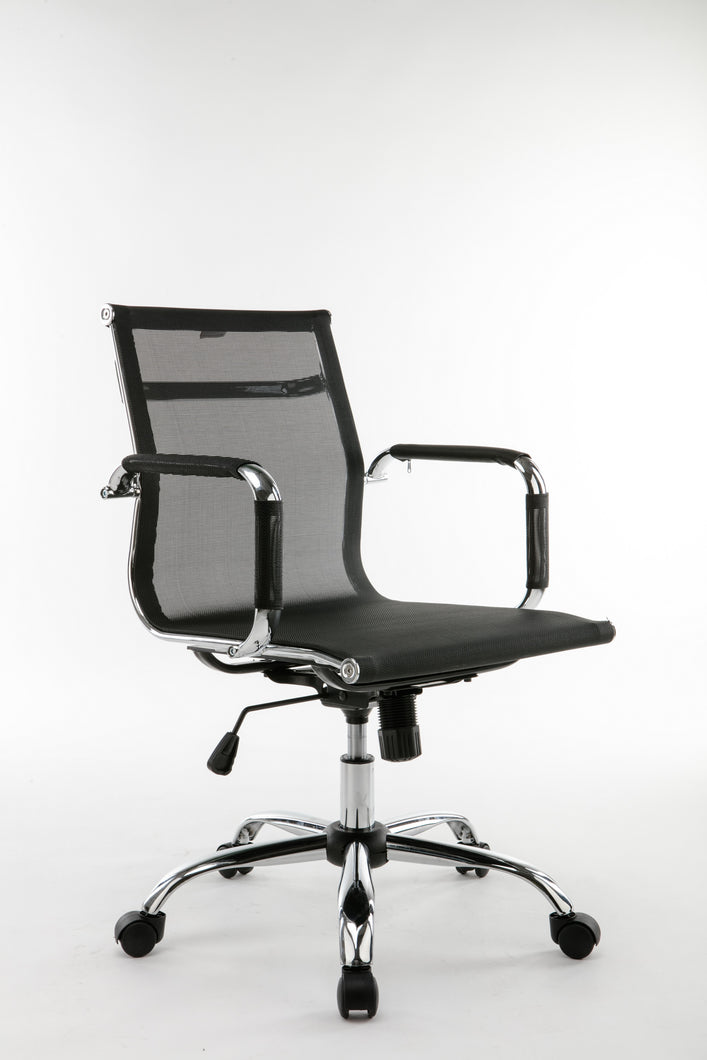 Mid-Back Portwood Mesh Office Desk Chair 7161