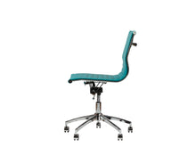 Winport Mid-Back Swivel Armless Conference Leather Office & Desk Chair TN-5556