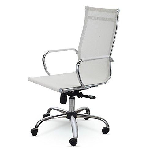 High-Back Mesh Executive Office Desk Chair 7711