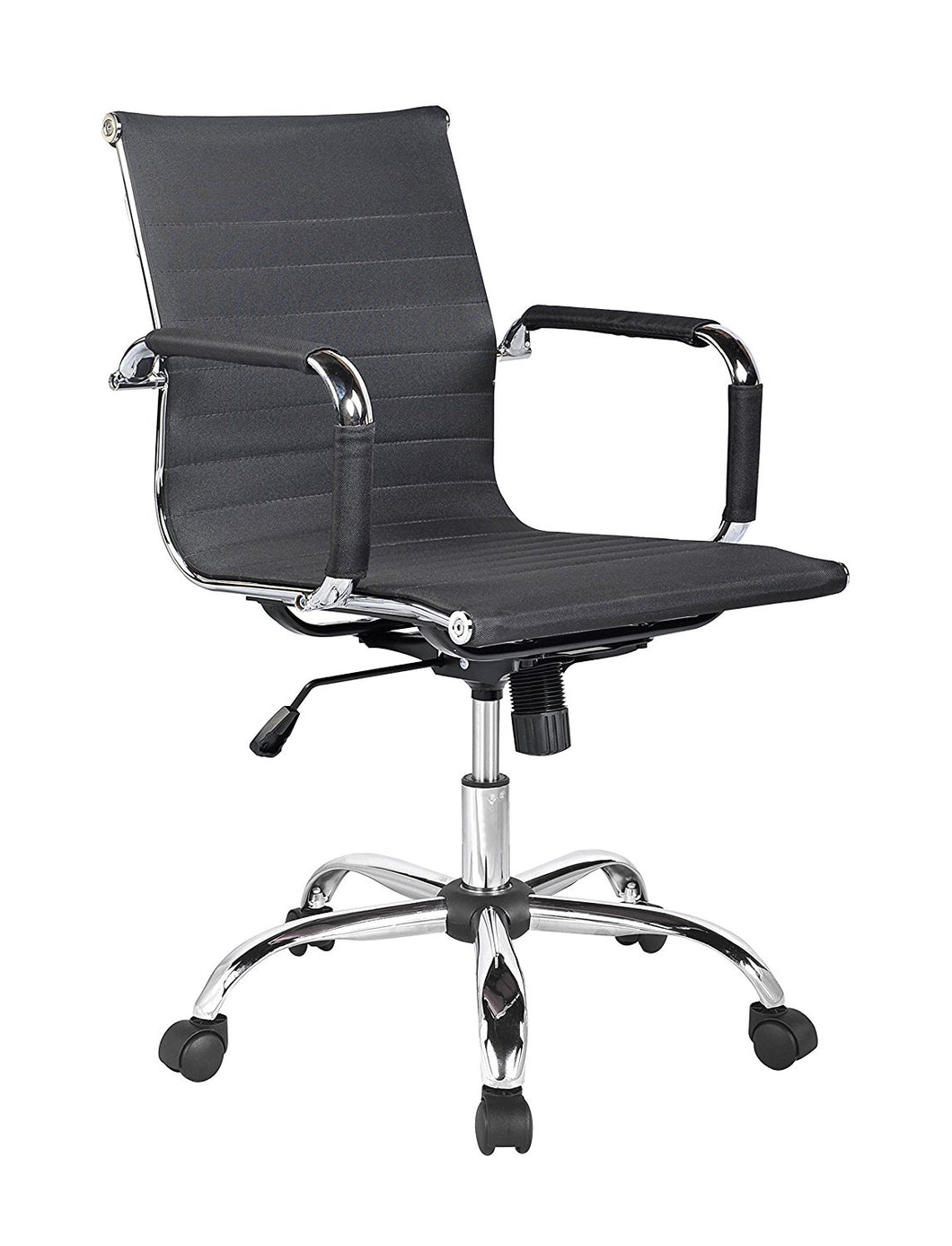 Winport Mid-Back Fabric Office & Home Desk Chair TB-5051F